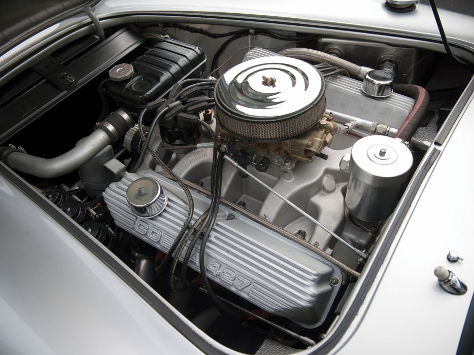 1966 Shelby Cobra 427 MkIII supercar supercars classic muscle race racing engine engines   f wallpaper