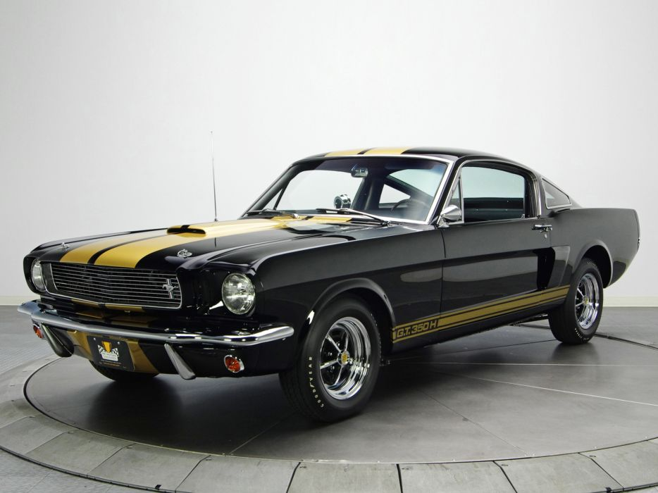 1966 Shelby GT350H ford mustang classic muscle     g wallpaper