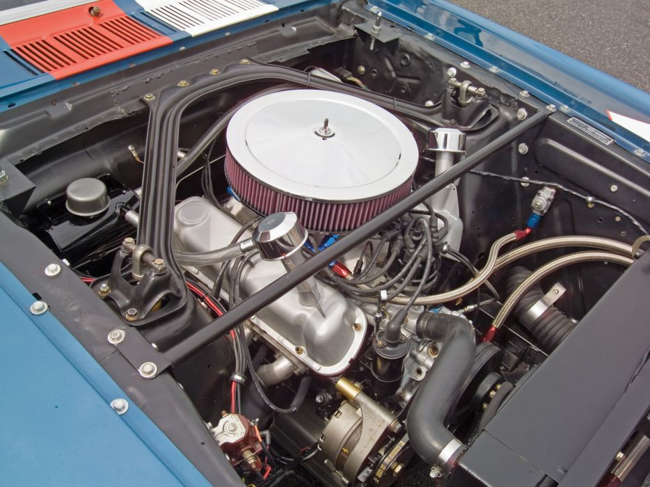 1966 Shelby GT350H SCCA B-Production ford mustang classic muscle race racing engine engines wallpaper