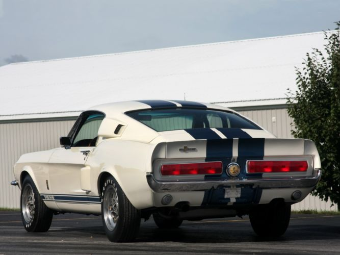 1967 Shelby GT500 ford mustang muscle classic e wallpaper