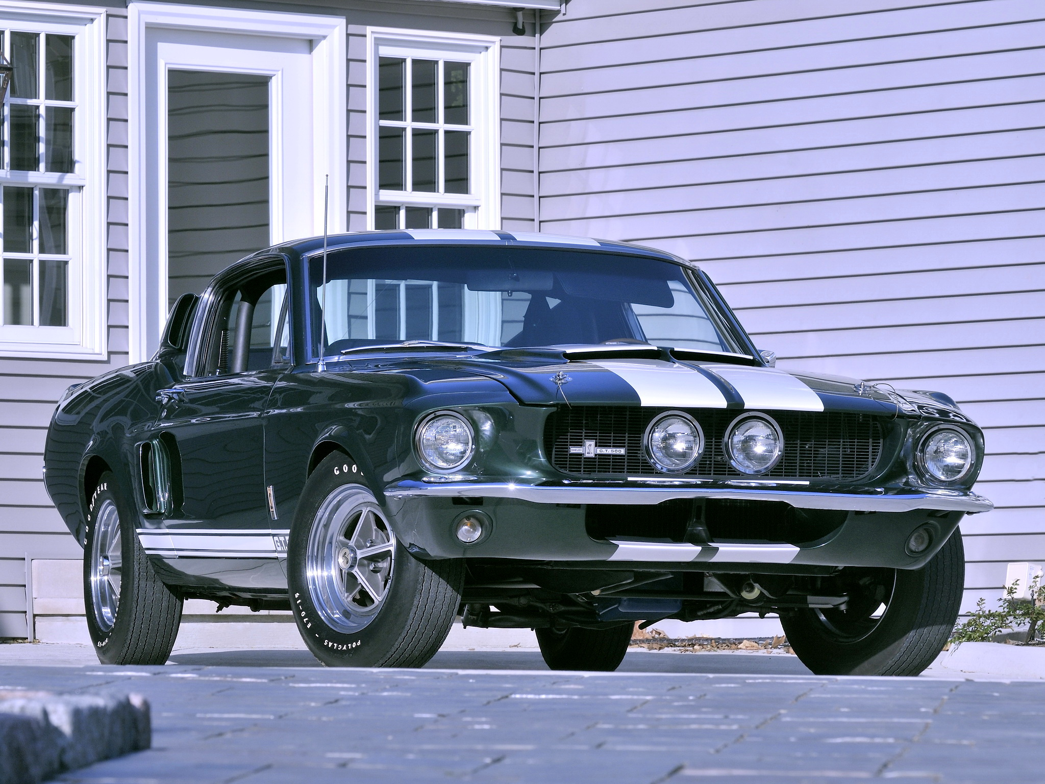 Ford Mustang 1967 Shelby Gt500 Wallpaper