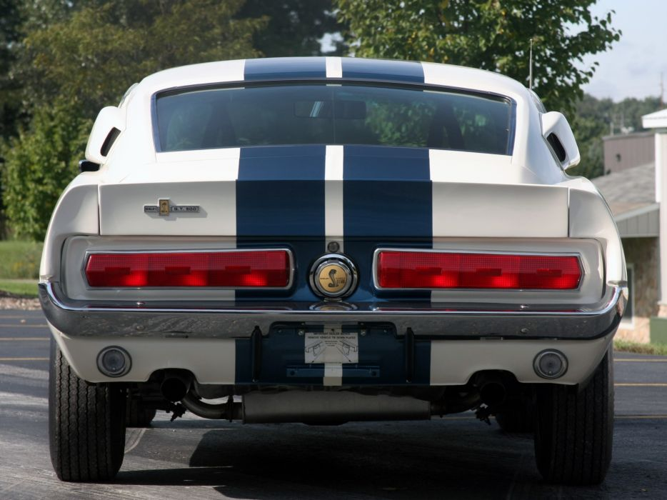 1967 Shelby GT500 ford mustang muscle classic r wallpaper