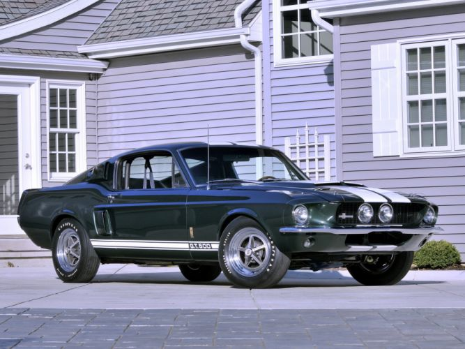 1967 Shelby GT500 ford mustang muscle classic t wallpaper