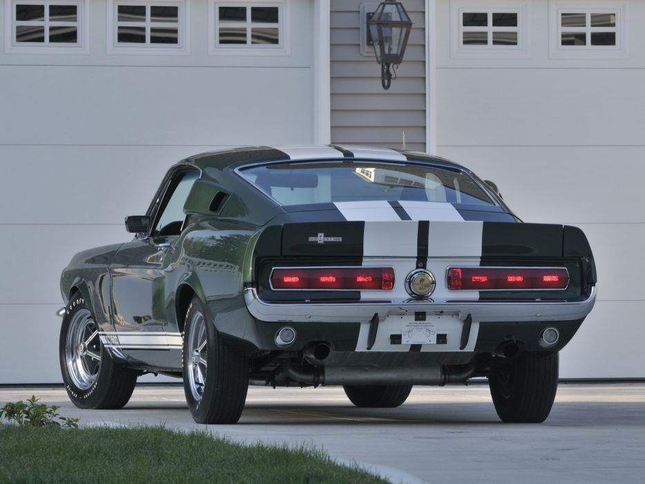 1967 Shelby GT500 ford mustang muscle classic y wallpaper