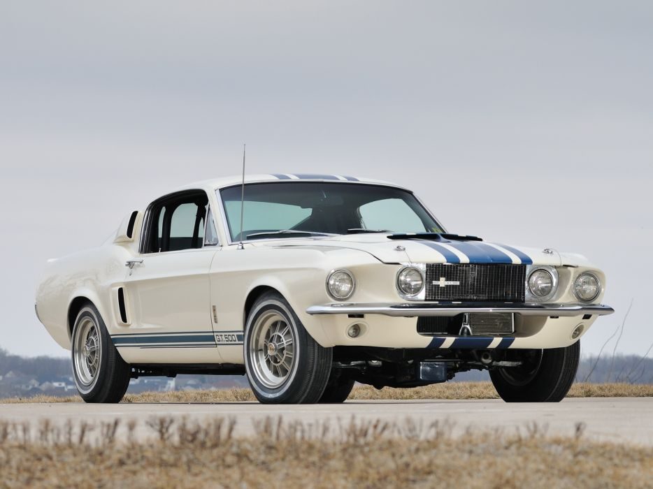 1967 Shelby GT500 Super-Snake ford mustang classic muscle q wallpaper