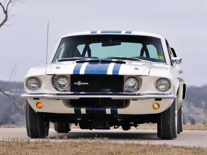 1967 Shelby GT500 Super-Snake ford mustang classic muscle wallpaper