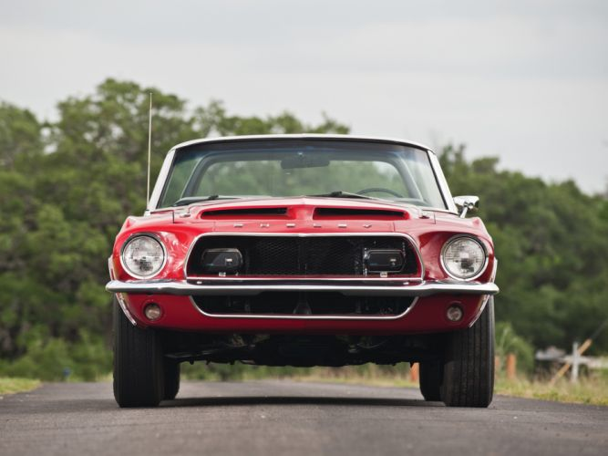 1968 Shelby GT350 Convertible ford mustang classic muscle g wallpaper