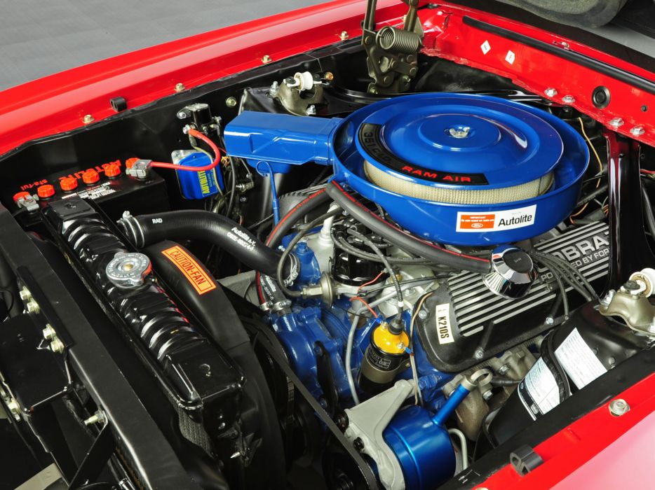 1969 Shelby GT350 ford mustang classic muscle engine engines  r wallpaper