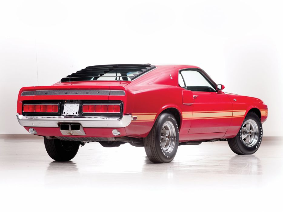 1969 Shelby GT500 ford mustang classic muscle n wallpaper