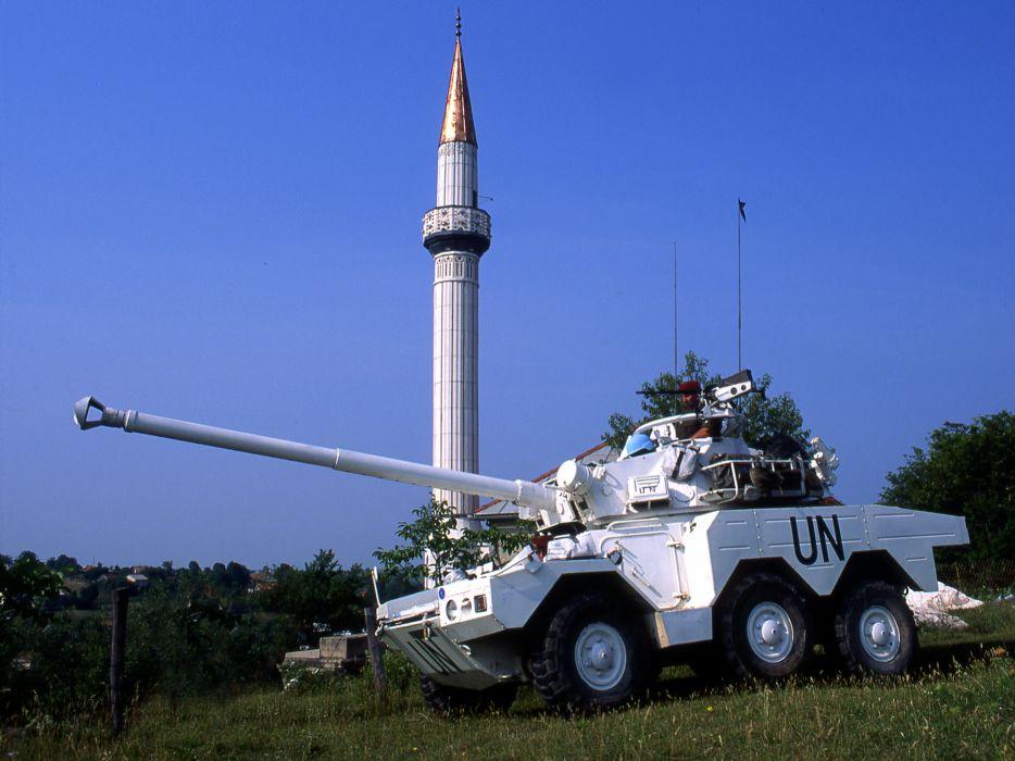 1979 Panhard ERC-90 6x6 tank tanks weapon weapons gun guns cannon cannons military q wallpaper