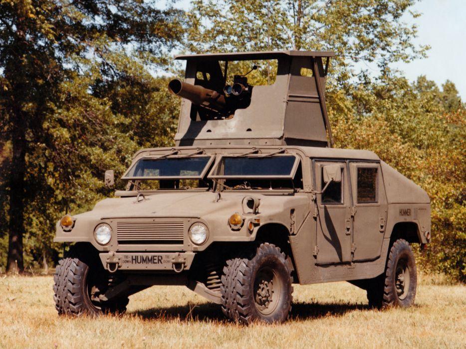 1982 HMMWV XM998 Prototype-III prototype hummer 4x4 offroad military truck trucks   g wallpaper