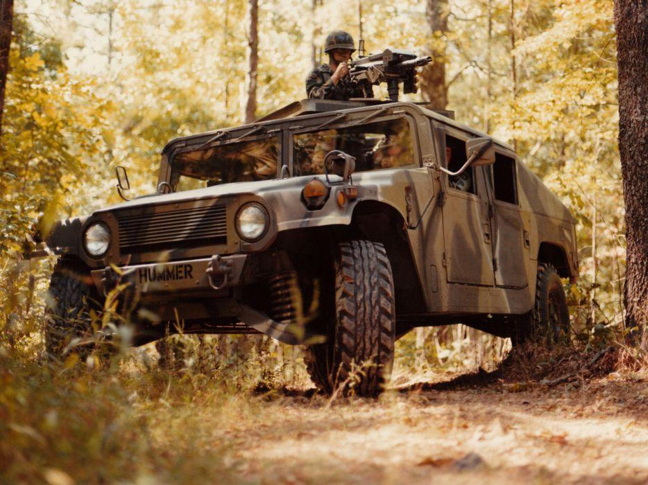1982 HMMWV XM998 Prototype-III prototype hummer 4x4 offroad military truck trucks e wallpaper