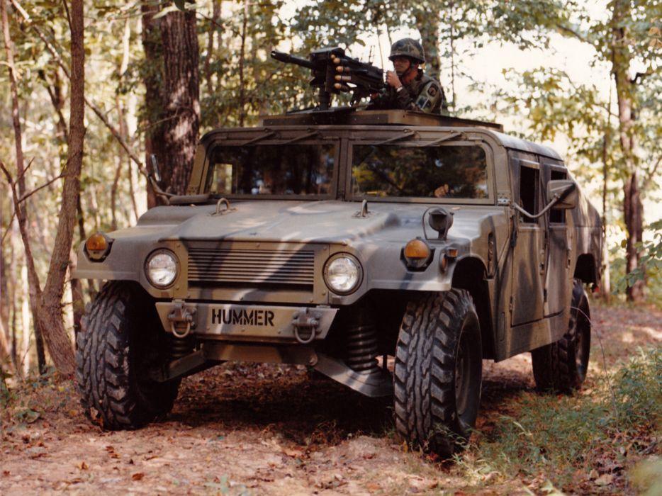 1982 HMMWV XM998 Prototype-III prototype hummer 4x4 offroad military truck trucks wallpaper
