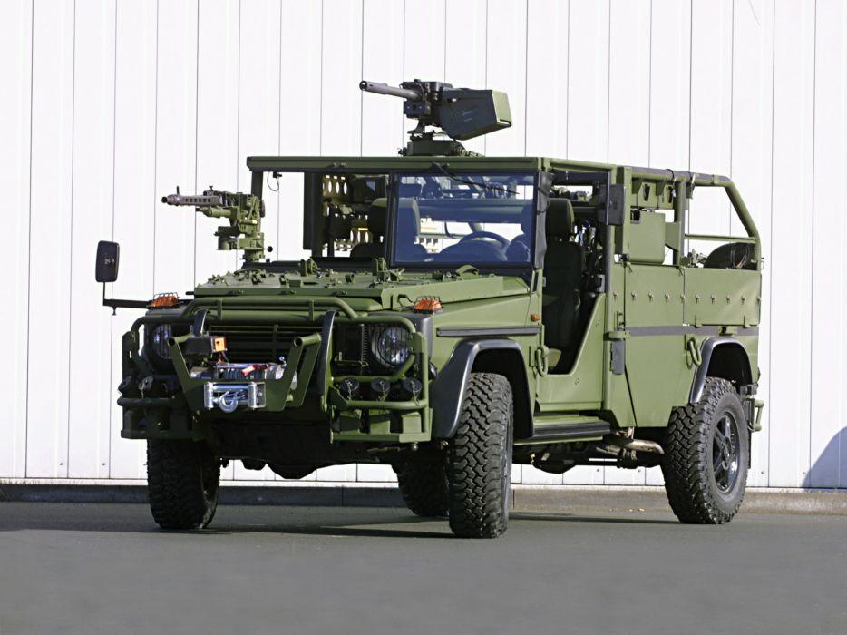 1992 Mercedes Benz G-Klasse W461 military 4x4 offroad weapon weapons gun guns wallpaper