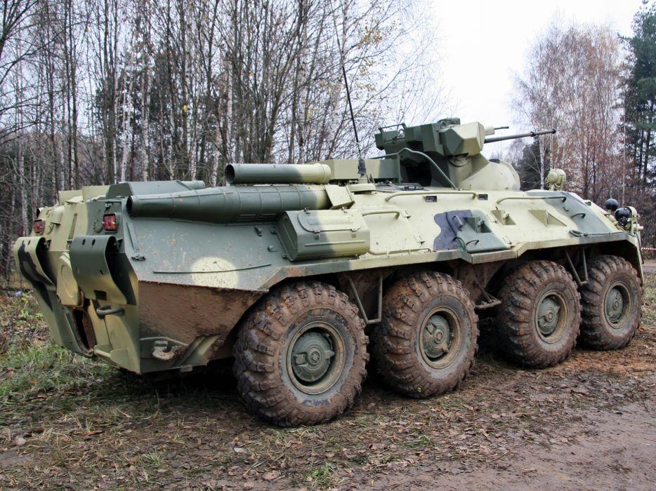 1994 GAZ 59034 APC-82 military 8x8 weapon weapons gun guns wallpaper