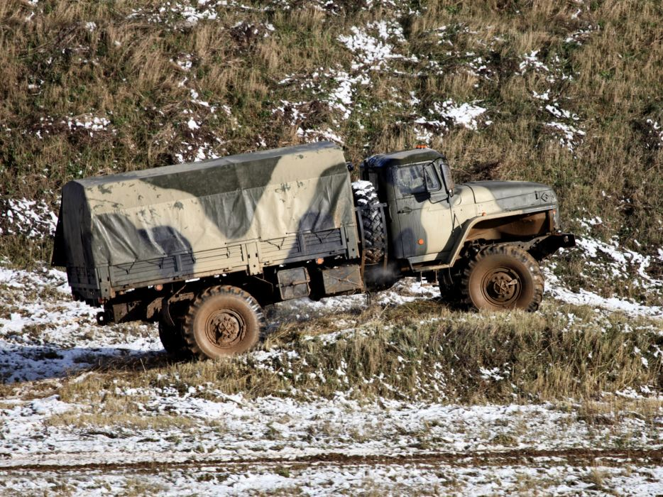 1996 Ural 43206-0111-31 military truck trucks 4x4        d wallpaper