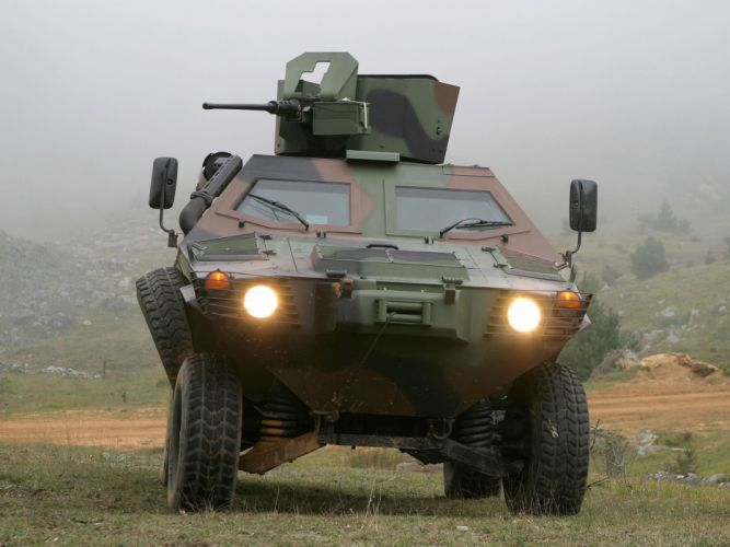 1997 Otokar Cobra military weapon weapons gun guns awd d wallpaper