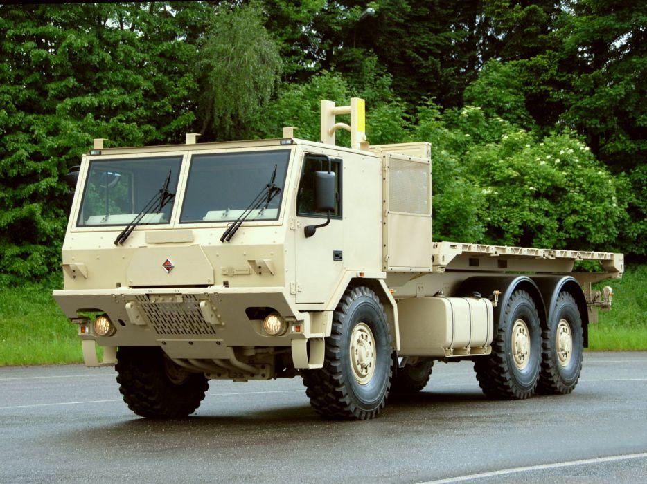 1998 Tatra T815-7 6x6 military truck trucks wallpaper
