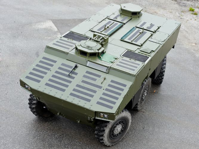 2000 BAE SEP 6x6 APC military w wallpaper