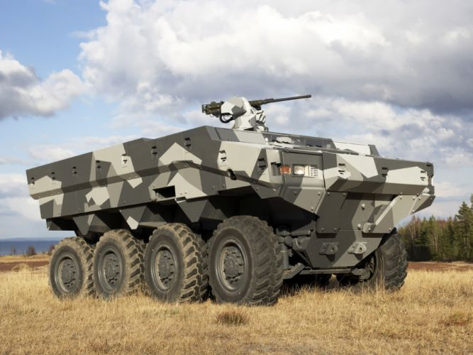 2000 BAE SEP 8x8 APC military weapon weapons g wallpaper