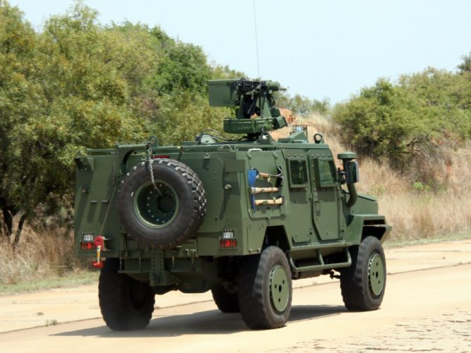 2002 BAE RG32M military 4x4 offroad truck trucks weapon weapons wallpaper