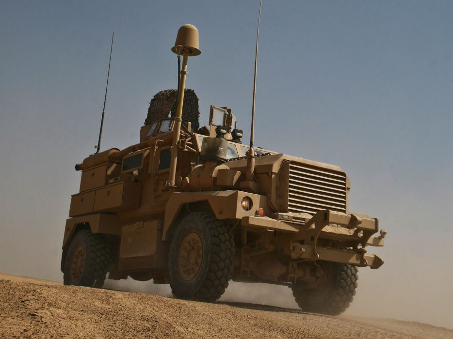 2002 Cougar 4x4 MRAP apc military truck trucks q wallpaper
