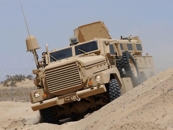 2002 Cougar 6x6 PPV military truck trucks offroad wallpaper
