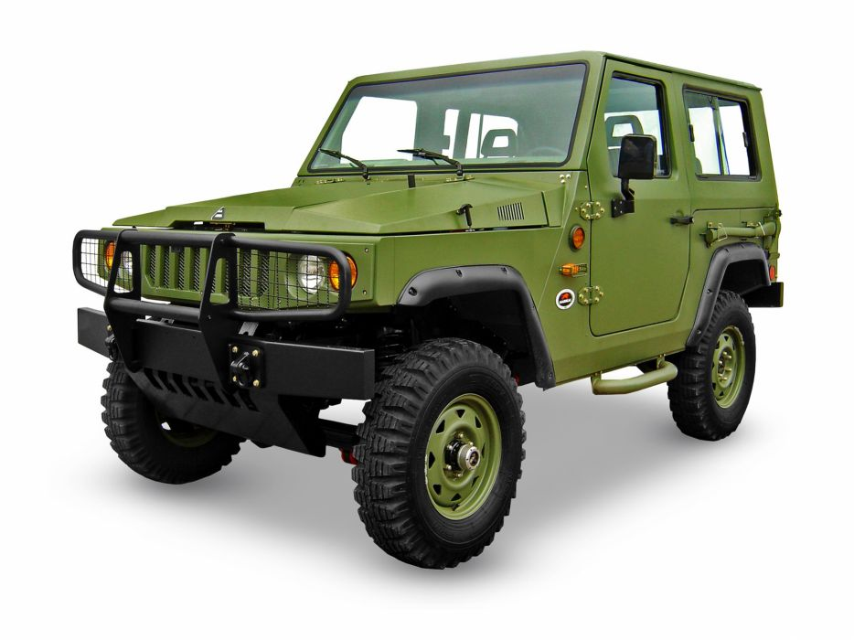 2004 Agrale Marrua AM-1 military offroad 4x4      h wallpaper
