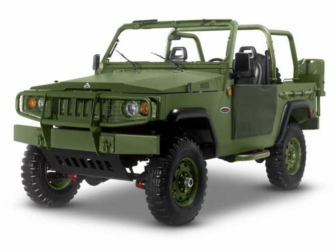 2004 Agrale Marrua AM-1 military offroad 4x4 r wallpaper