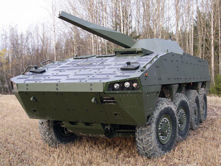 2004 Patria AMV 8x8 NEMO military weapon weapons    g wallpaper