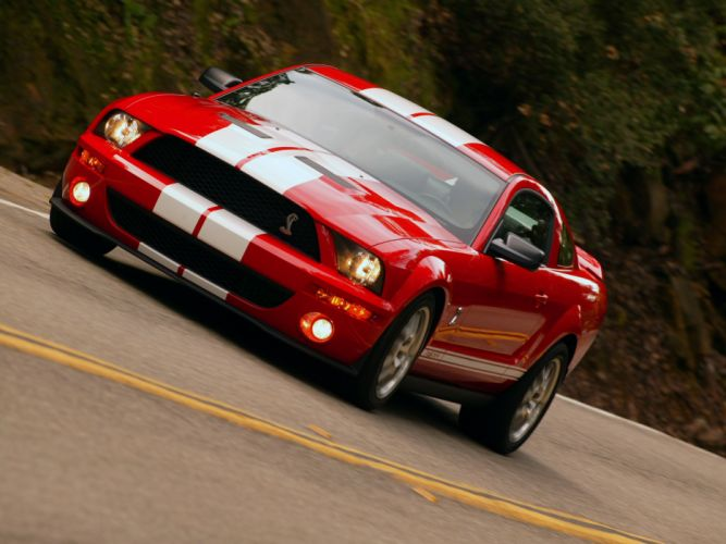 2006 Shelby GT500 ford mustang muscle g wallpaper