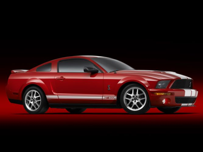 2006 Shelby GT500 ford mustang muscle hy wallpaper