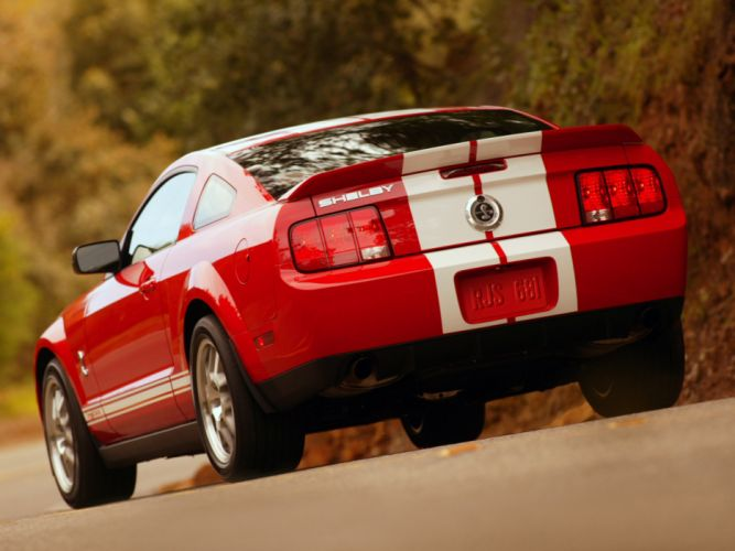 2006 Shelby GT500 ford mustang muscle e wallpaper