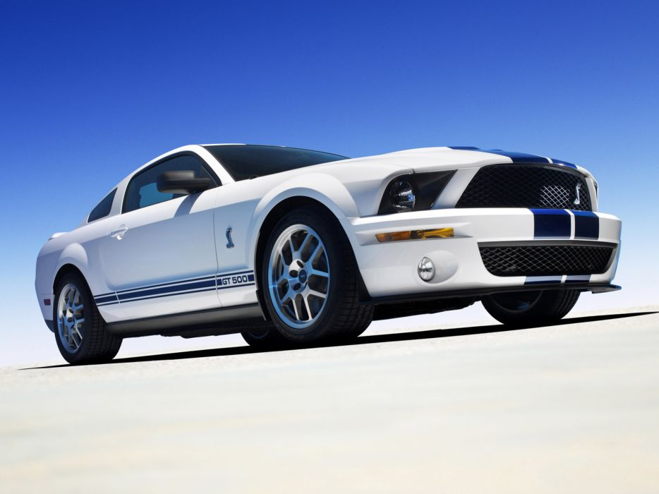 2006 Shelby GT500 ford mustang muscle i wallpaper