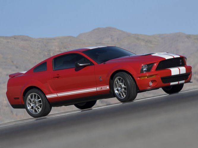 2006 Shelby GT500 ford mustang muscle p wallpaper