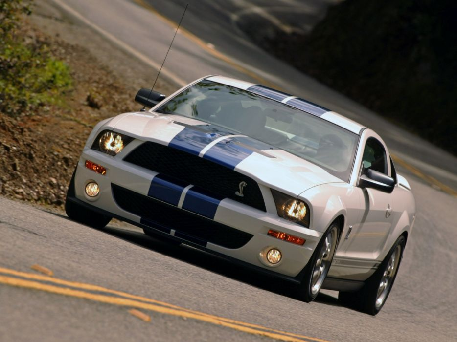 2006 Shelby GT500 ford mustang muscle w wallpaper