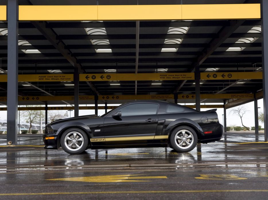 2006 Shelby GT-H ford mustang muscle   d wallpaper