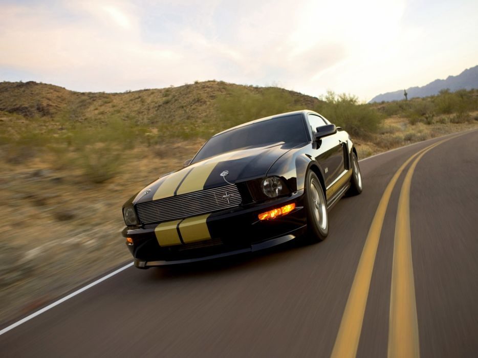 2006 Shelby GT-H ford mustang muscle   s wallpaper