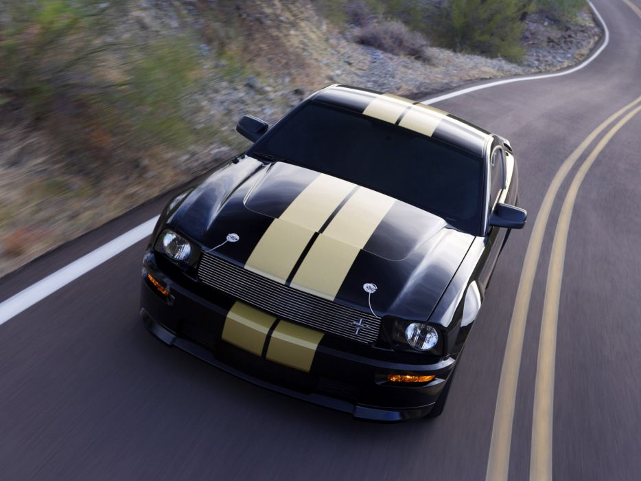 2006 Shelby GT-H ford mustang muscle e wallpaper