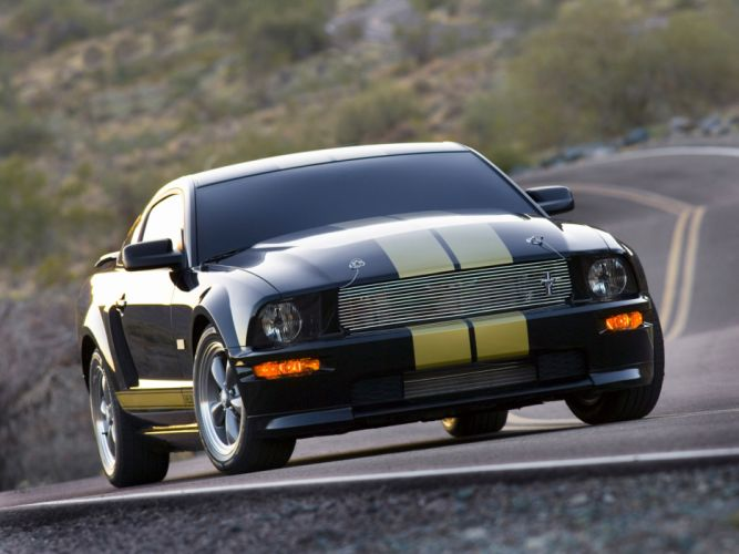 2006 Shelby GT-H ford mustang muscle wallpaper