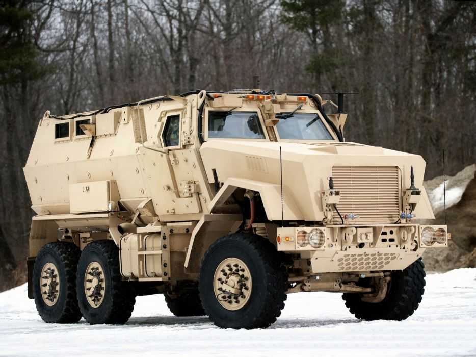 2007 BAE Caiman MTV 6x6 apc military wallpaper