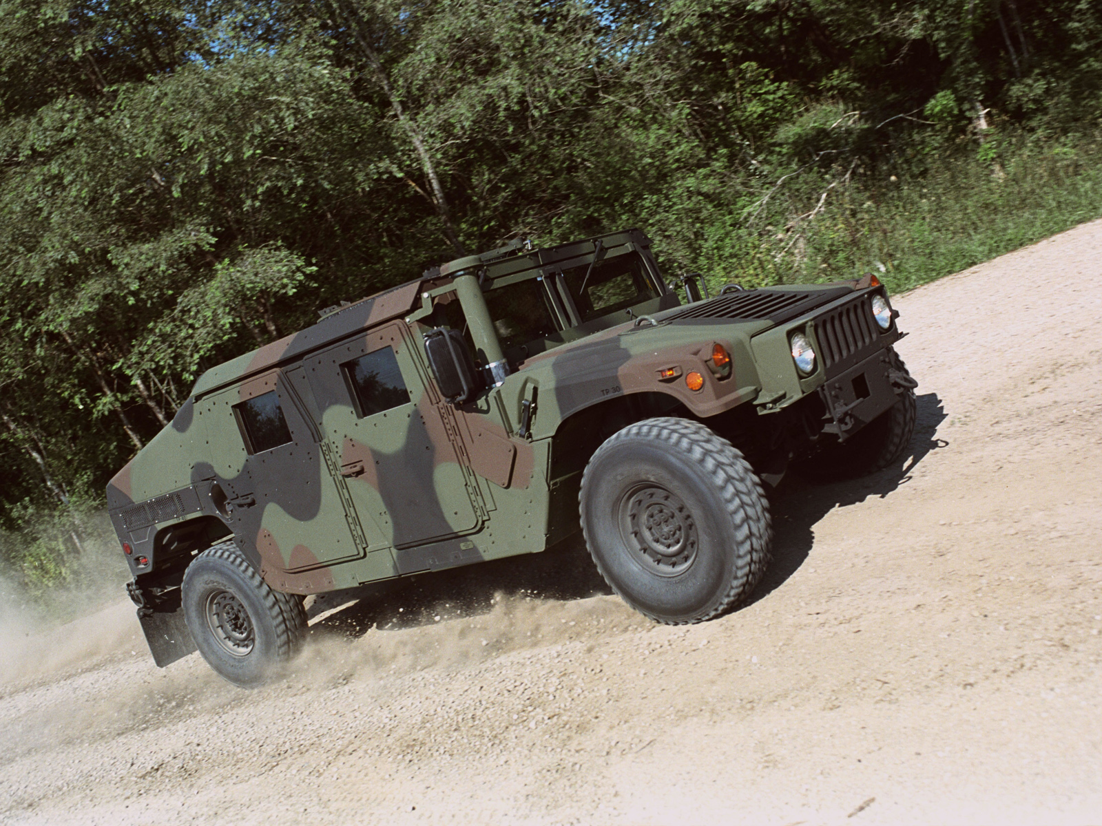 2007 HMMWV M1114 hummer 4x4 offroad military g wallpaper