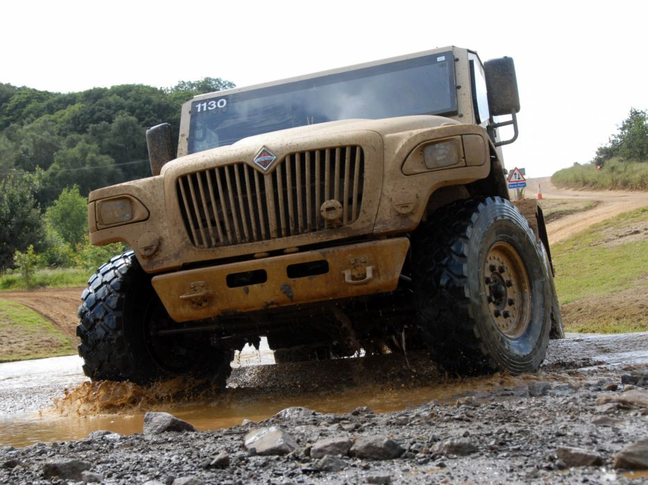 2007 International MXT-MVA 4x4 military truck trucks   h wallpaper