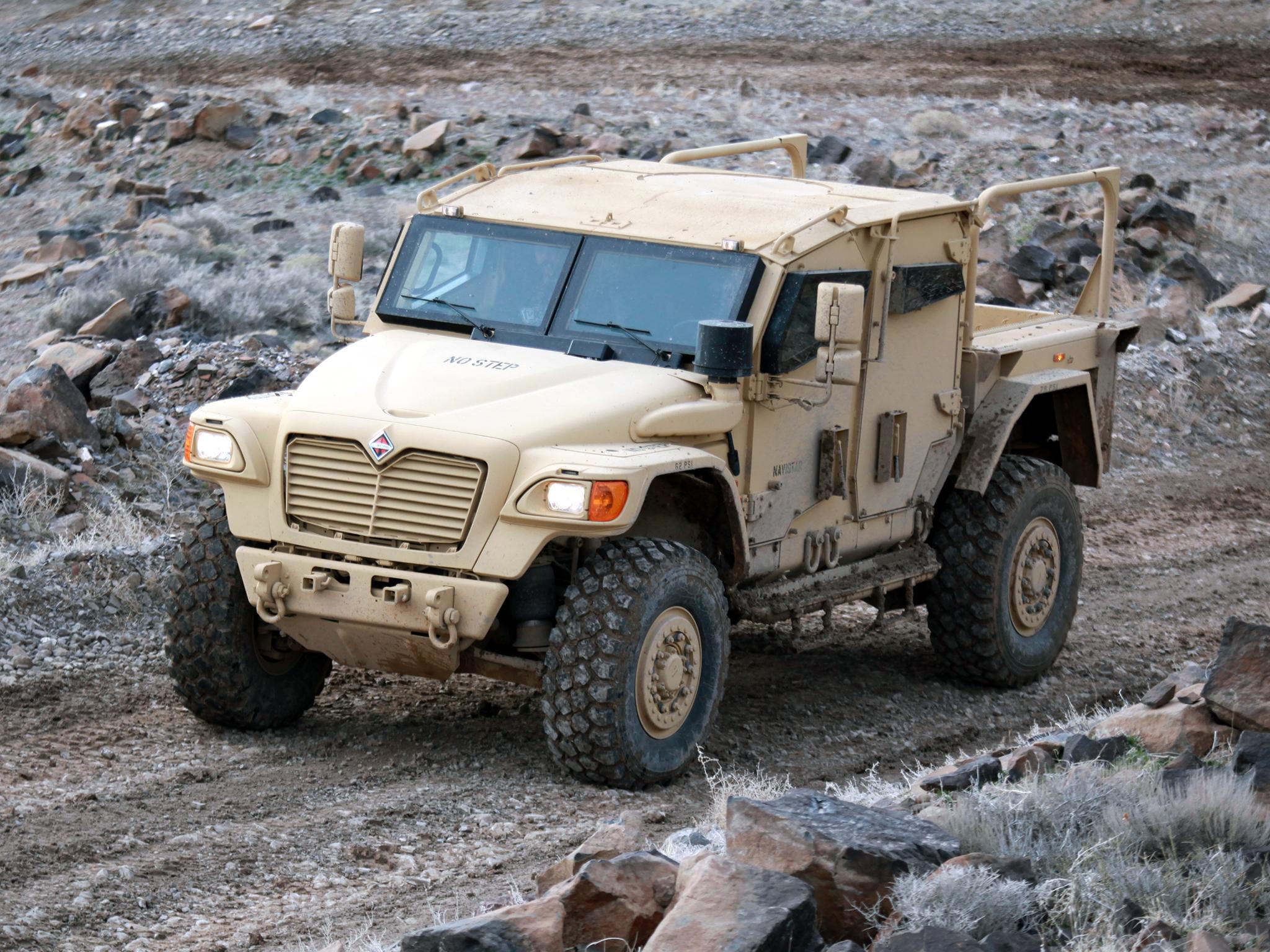 2007 International MXT-MVA 4x4 military truck trucks q ...