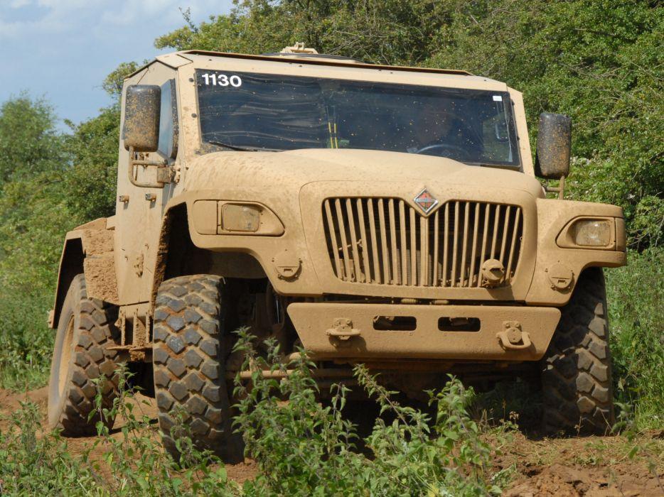 2007 International MXT-MVA 4x4 military truck trucks e wallpaper