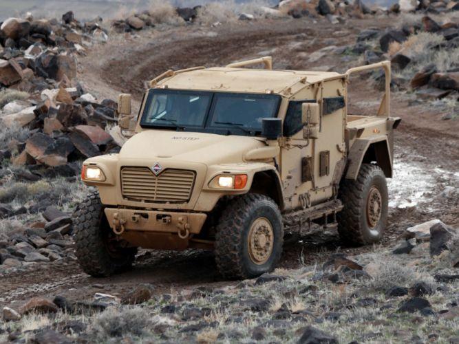 2007 International MXT-MVA 4x4 military truck trucks w wallpaper