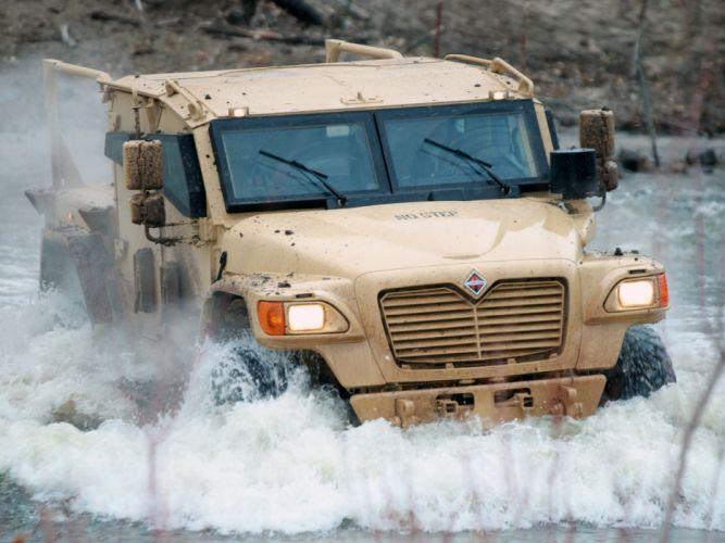2007 International MXT-MVA 4x4 military truck trucks y wallpaper