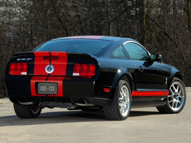 2007 Shelby GT500 ford mustang muscle gd wallpaper