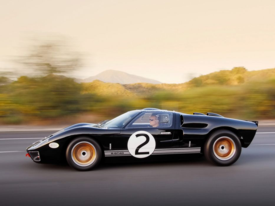 2008 Shelby MkII GT40 supercar supercars race racing  g wallpaper