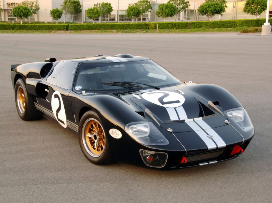 2008 Shelby MkII GT40 supercar supercars race racing    f wallpaper